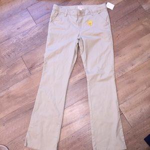 School Uniform pants khaki